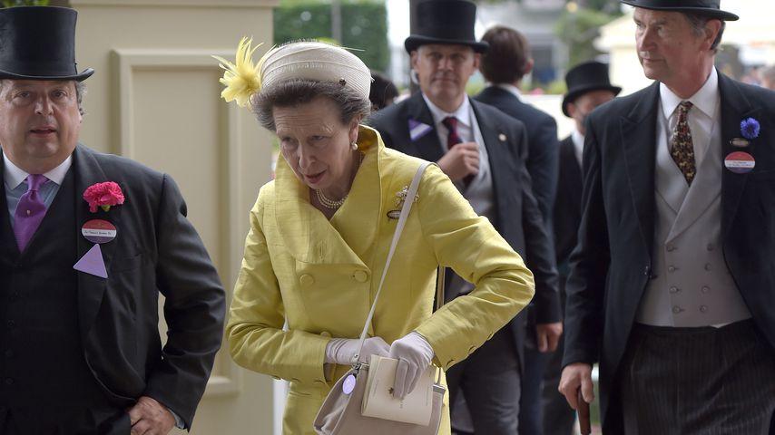 Prinzessin Anne beim Royal Ascot 2021
