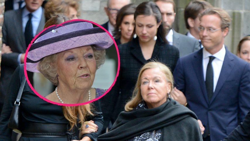 Prinzessin Beatrix in Sorge: Ihre Schwester hat Krebs!