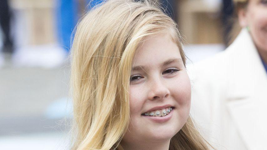 Mit 13 Jahren: Amalia der Niederlande bekommt Heiratsantrag!