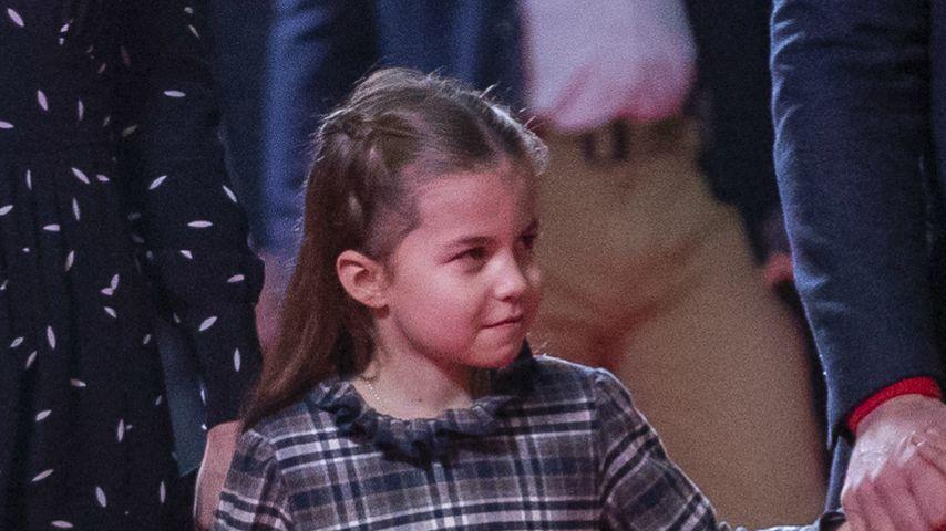 Prinzessin Charlotte im Dezember 2020 in London