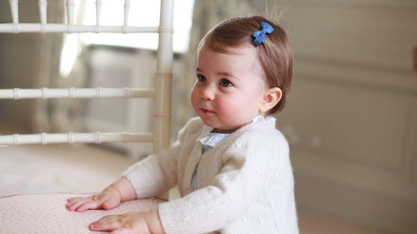 Kreisch! Neue Fotos von Prinzessin Charlotte verzaubern alle