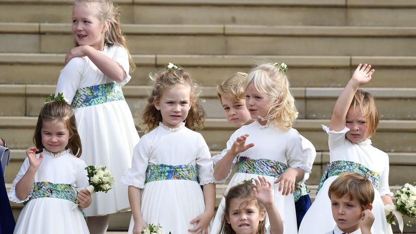 Königlicher Nachwuchs: So gut verstehen sich die Royal-Kids!