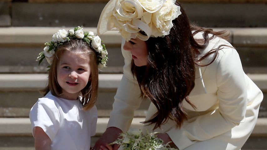 Süßer Spitzname: So nennt Herzogin Kate ihre Charlotte (3)