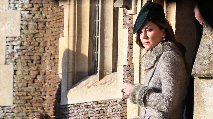 Prinzessin Charlotte und Herzogin Kate an Weihnachten 2019