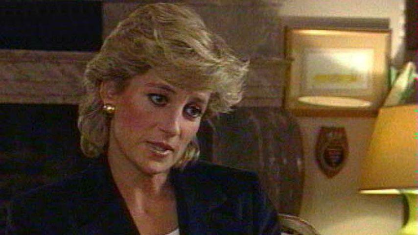 Prinzessin Diana im BBC-Interview, 1995