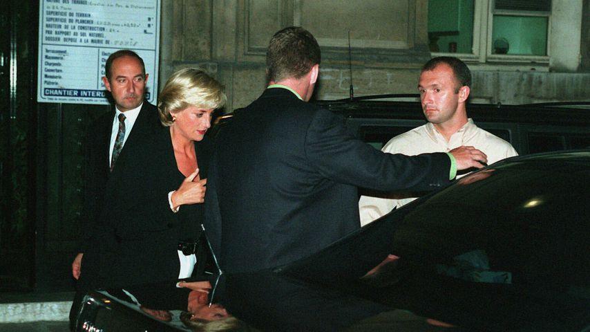 Prinzessin Diana in Paris