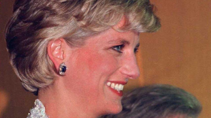 Prinzessin Diana, 1996
