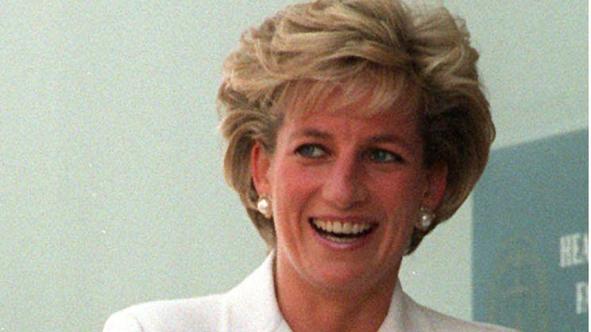 Prinzessin Diana im November 1996