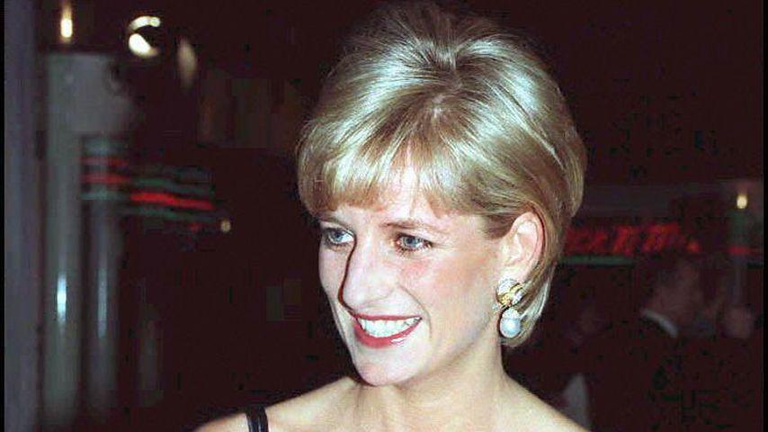 Prinzessin Diana im Februar 1997