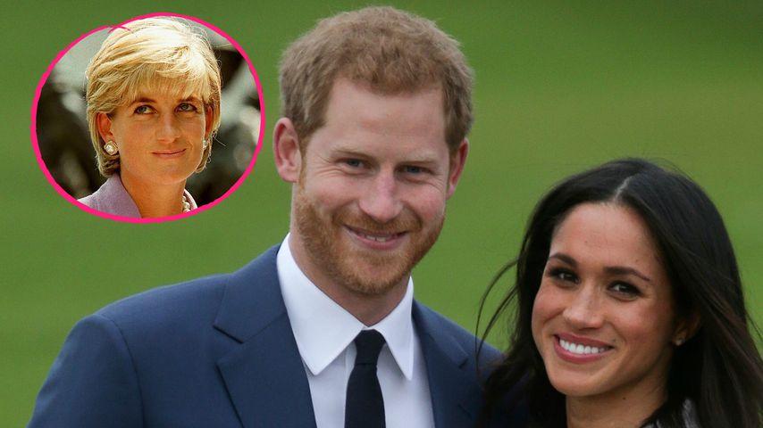 Auf Lady Dianas Spuren: Prinz Harry & Meghan ziehen bald um!