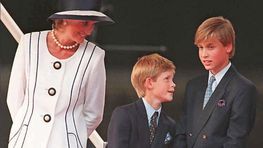 An Dianas letztem B-Day: Prinz Harrys Geschenk war so süß