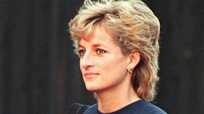 Prinzessin Diana im November 1995