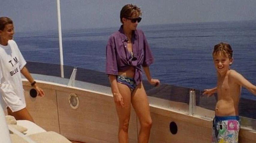 Prinzessin Diana, 1990