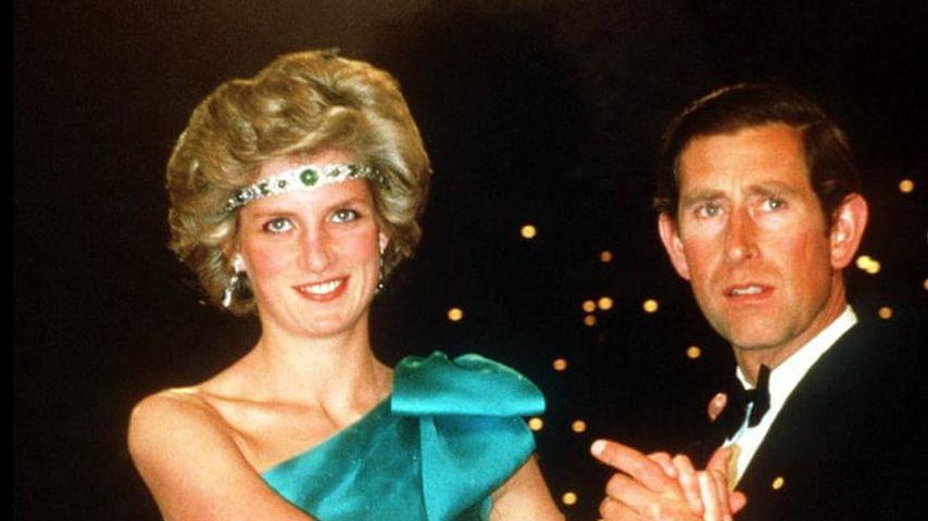 Prinzessin Diana deutete schon früh Probleme mit Charles an