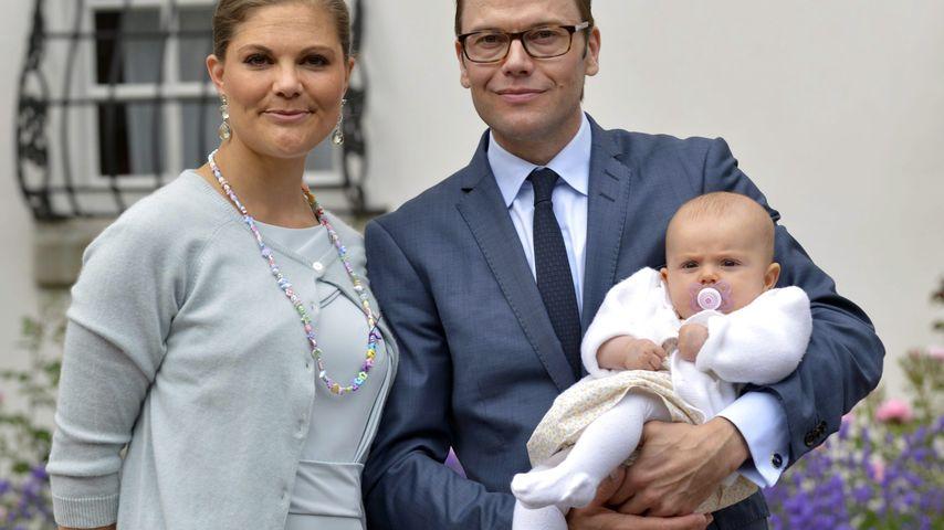 Dank Estelle: Prinz Carl Philip auf Vaterrolle vorbereitet