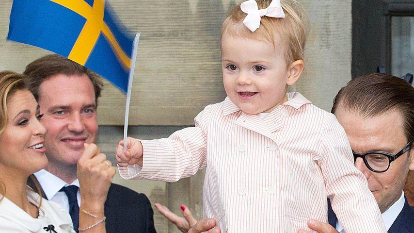 Estelle: So bezaubert Schwedens Mini-Prinzessin