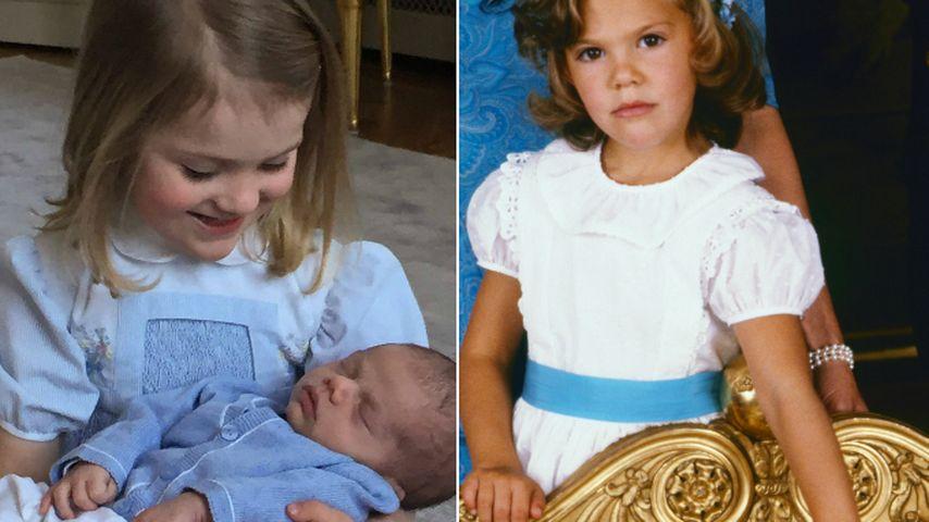 Prinzessin Estelles blaues Kleid: Hommage an Mama Victoria!
