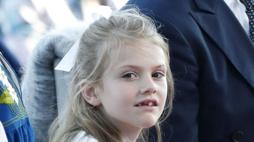 Prinzessin Estelle von Schweden im Juni 2019