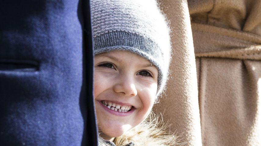 Prinzessin Estelle von Schweden im März 2017