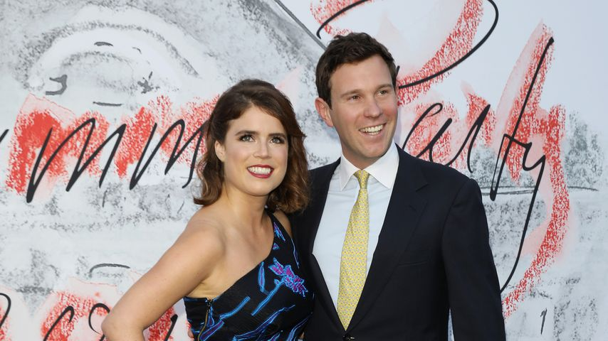 Prinzessin Eugenie und Jack Brooksbank bei der Serpentine Summer Party 2018