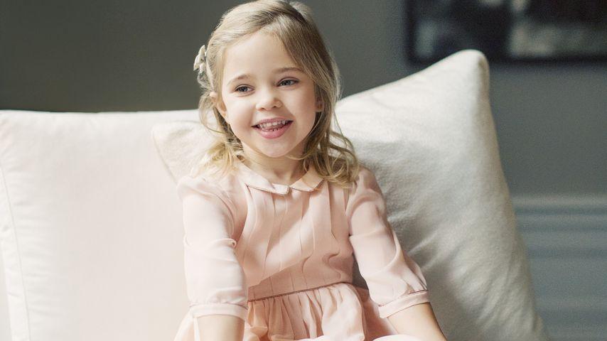 Prinzessin Leonore von Schwedens offizielles, viertes Geburtstagsfoto