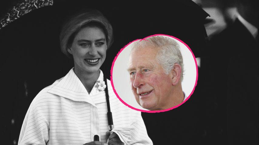 Prinzessin Margaret: So sehr liebte sie Prinz Charles!