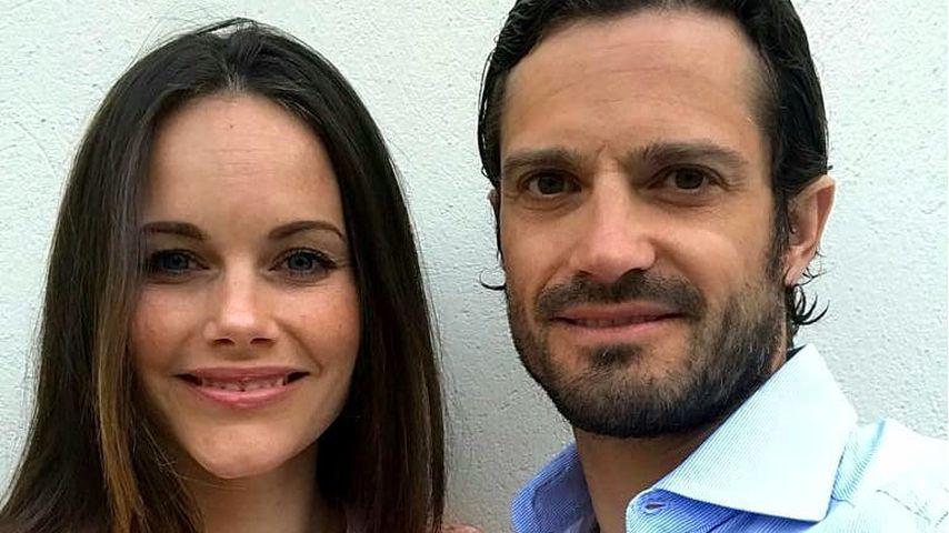 Insta wird königlich: Sofia & Carl Philip mit privatem Kanal