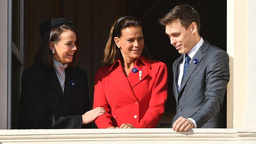 Stéphanie von Monaco schon aufgeregt: Sohn Louis heiratet!
