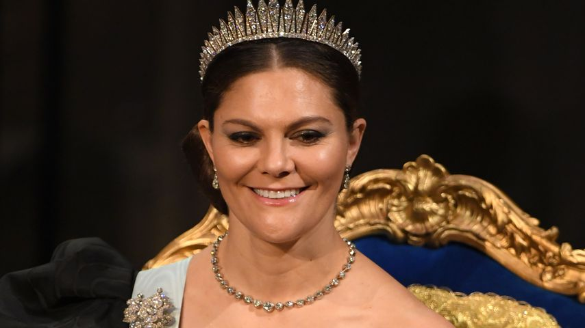Prinzessin Victoria im Dezember 2019 in Stockholm