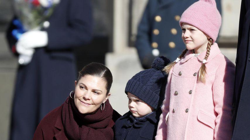 Prinzessin Victoria wird zum Junggesellinnen-Fotobomber!