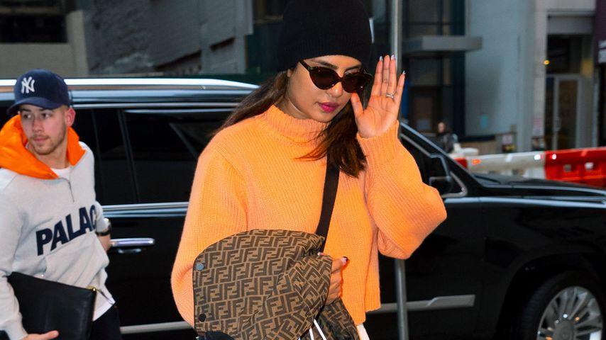 Priyanka Chopra im Februar 2020