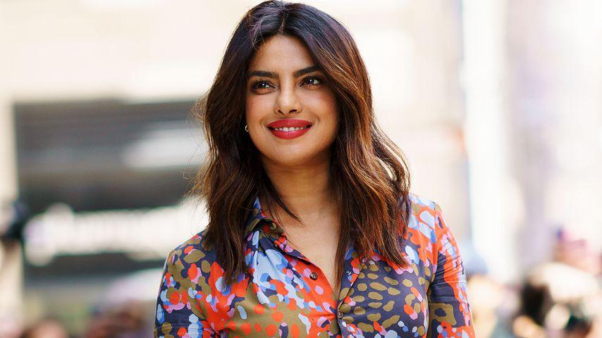 Priyanka Chopra in New York