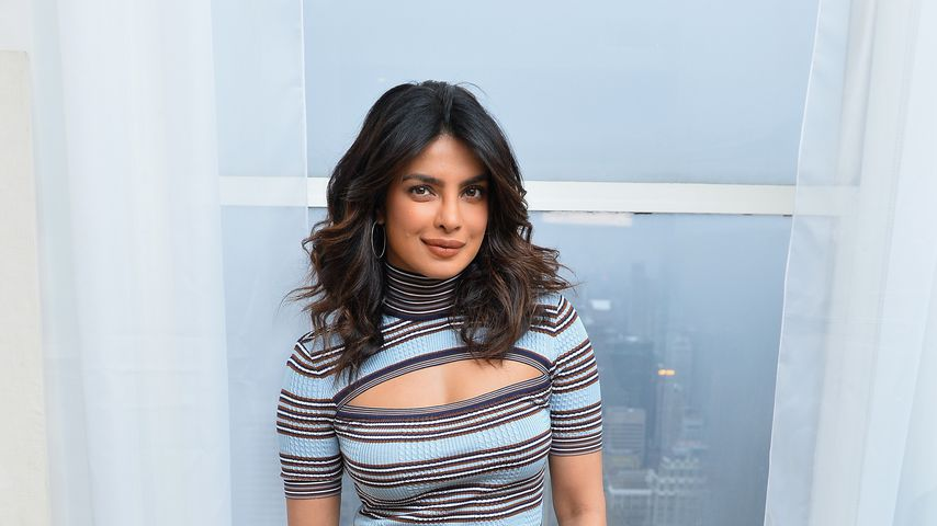 Priyanka Chopra in New York City