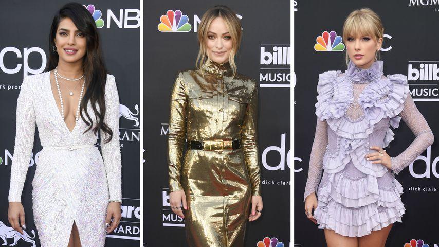 Ganz schön schick: Die coolsten Billboard Music Awards-Looks