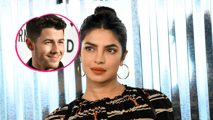 Priyanka Chopra bekam von Nick beim ersten Date keinen Kuss!