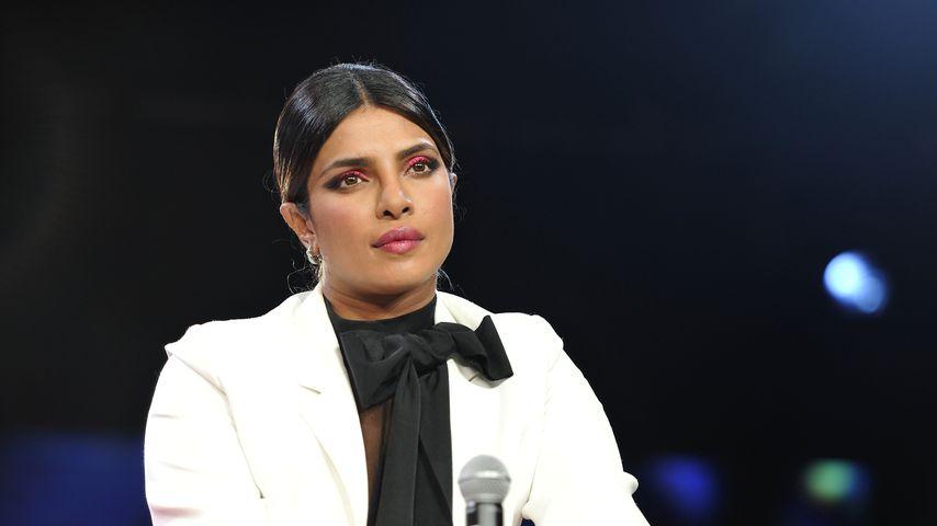 Heftig: Priyanka Chopra bei Event als Heuchlerin beschimpft