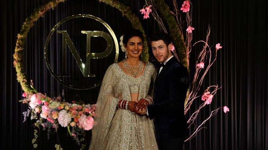 """""""Ehemann-Vibes"""": Priyanka ist total vernarrt in ihren Nick!"""