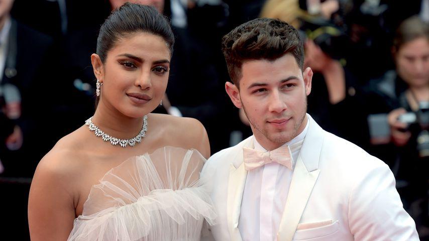 Priyanka Chopra und Nick Jonas im Mai 2019 in Cannes