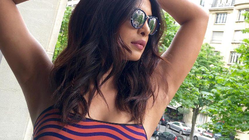 "Priyanka Chopra, ""Quantico""-Star"