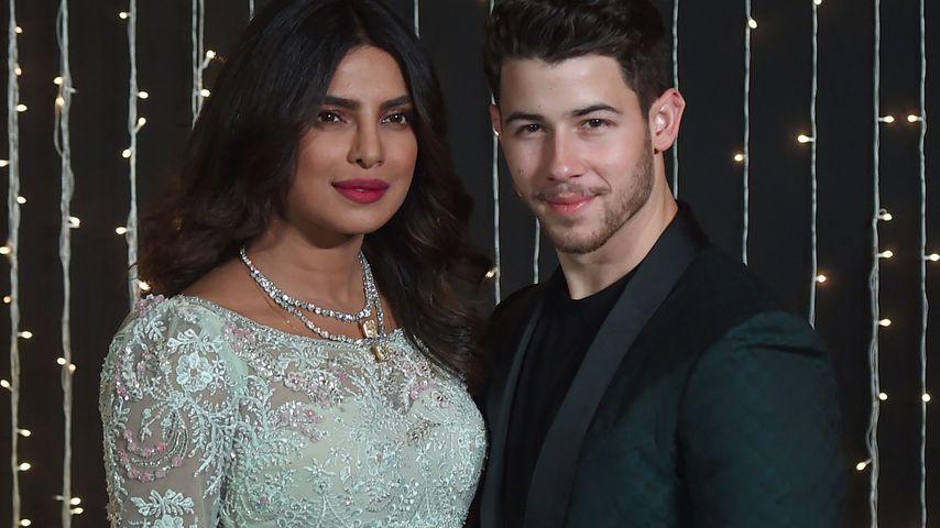 Priyanka und ihr Ehemann Nick Jonas