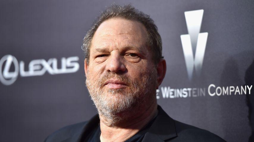 Skandal um Harvey Weinstein: Wegen Sexsucht in Reha!
