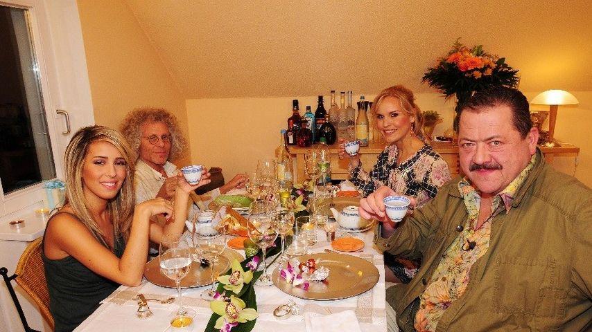 Promi-Dinner mit Popstars-Gewinnerin