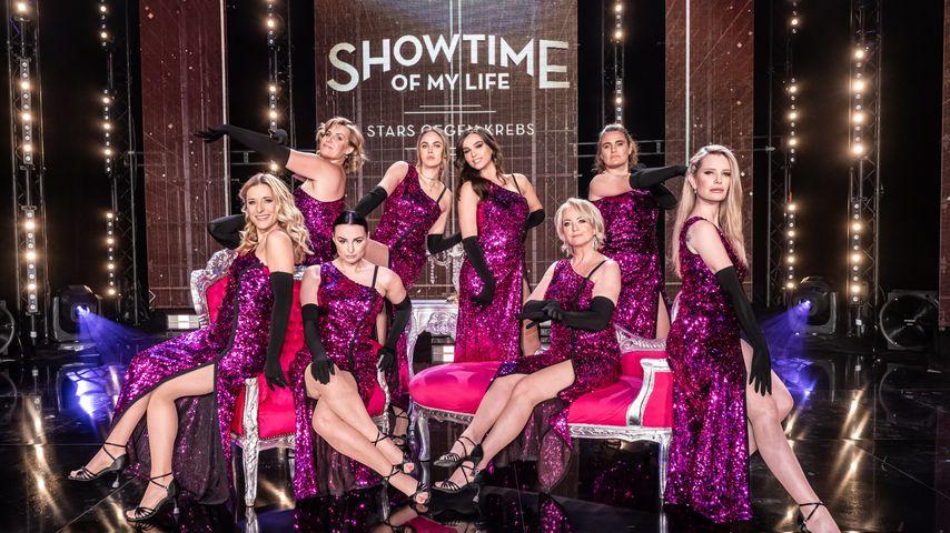 "Promi-Frauen bei ""Showtime of My Life – Stars gegen Krebs"""