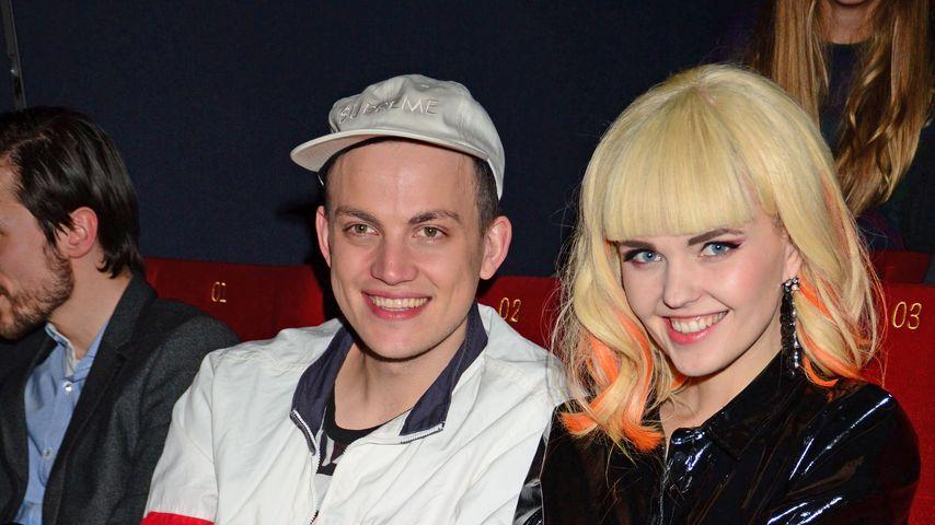 """Psaiko.Dino und Bonnie Strange bei der """"Zoolander 2""""-Premiere"""