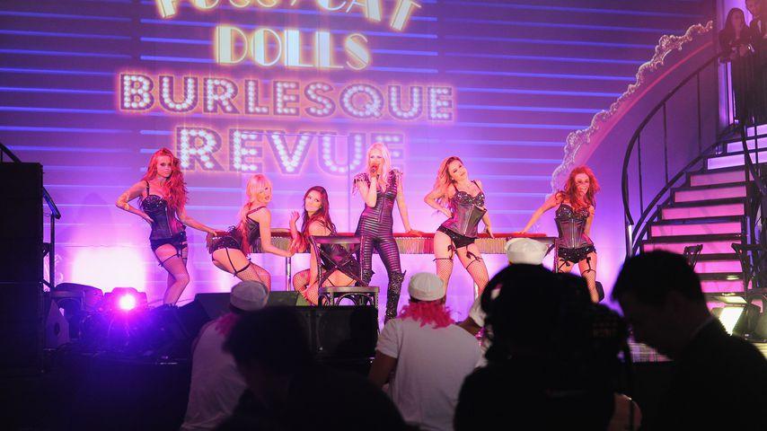 Pussycat Dolls Burlesque Revue in Los Angeles