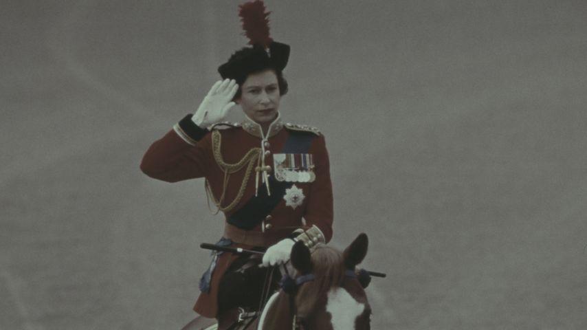 Queen Elizabeth II. im Jahr 1971