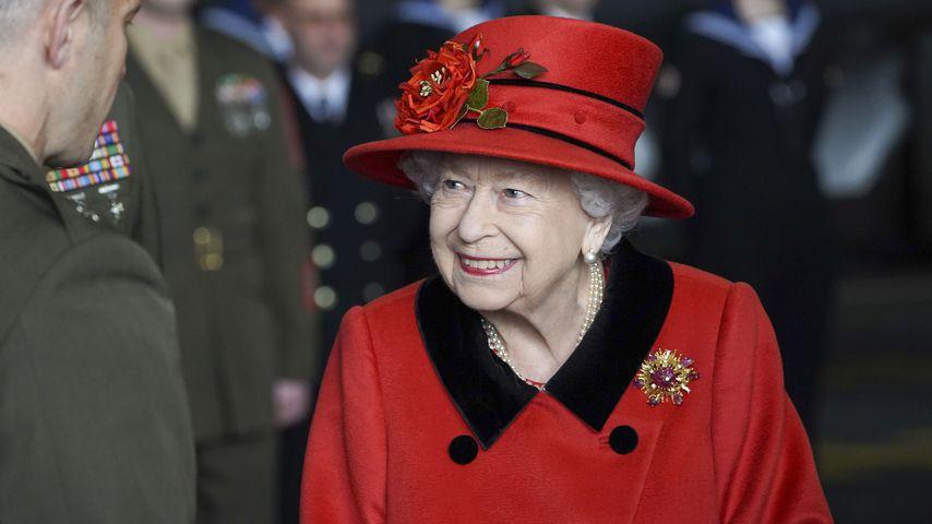 Queen Elizabeth II. im Mai 2021