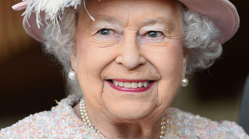 Queen Elizabeth II. im November 2017