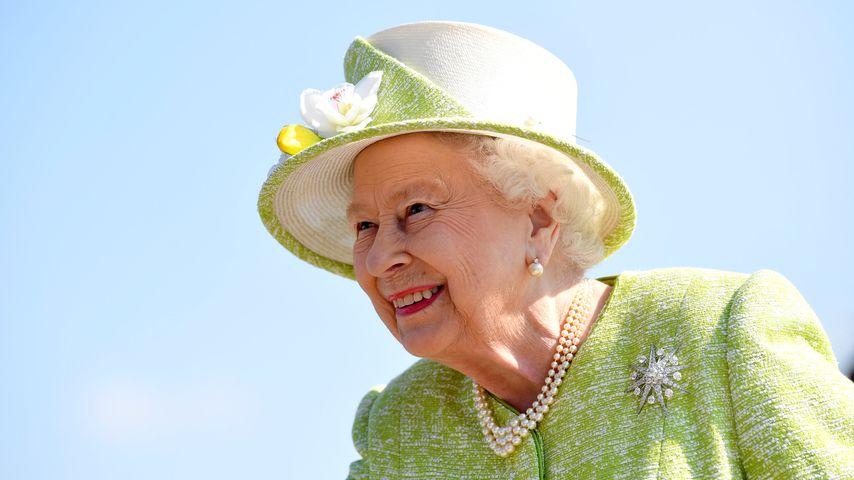 Queen Elizabeth II. im März 2019