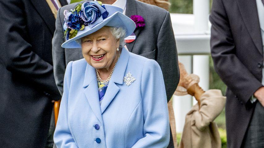 Queen Elizabeth II. im Juni 2019